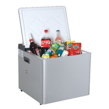 3-Way 48 Liter/51 Quart Portable Gas Refrigerator