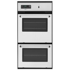 Delay-Start Control Gas Wall Oven