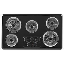"36"" Two Power Cook Elements Electric Cooktop"