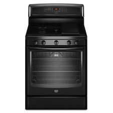 5.8 cu. ft. EvenAir True Convection and Power Preheat Gas Range