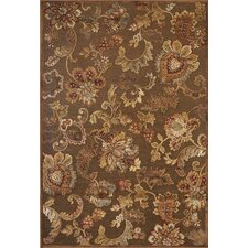 Abacasa Napa Fulton Brown Area Rug