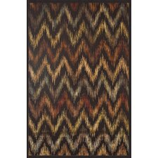 Abacasa Sonoma Kenton Chocolate Area Rug