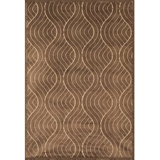 Napa Chocolate Brooks Rug