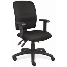 Swivel Task Chair without Arms