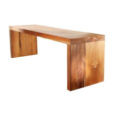 Bangku Wood Entryway Bench