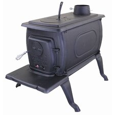 Deluxe Boxwood 1,200 Square Foot Stove