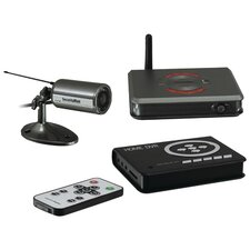 Outdoor Wireless Camera System Kit