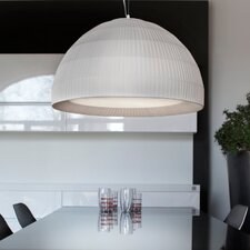 Tessuti Dome 1 Light Mini Pendant
