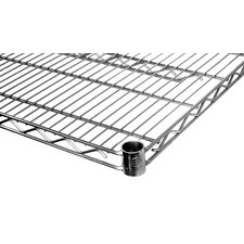 "NSF 60"" x 24"" Wire Shelving"
