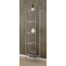 Five Tier Corner Shelf