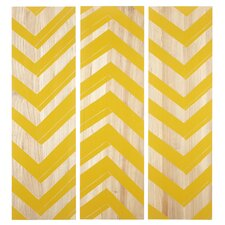 Zig Zag Panels (Set of 3)