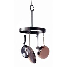 "Premier The ""J"" Hanging Pot Rack"