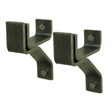 "4"" Wall Bracket (Set of 2)"