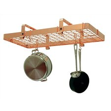 Low Grid Pot Rack