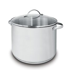 Deluxe 17-qt Covered Stock Pot