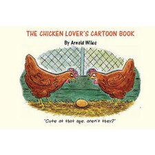 Chicken Lover's Cartoon Book