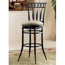 "Hudson 25.75"" Swivel Counter Stool"