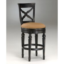 "Northern Heights 25"" Swivel Counter Stool"