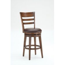 Villagio Ladder Back Swivel Stool