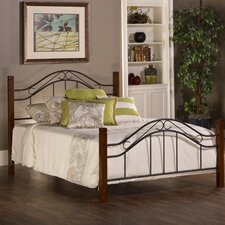 Matson Metal Bed