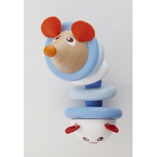 Cat Rattle in Blue