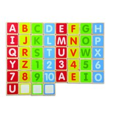 Upper Case Abc Alphabet Magnet