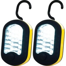 27 LED Worklight with Magnet Back (Set of 2)