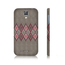 Diamond Pattern Snap-on Samsung Galaxy S4 Case