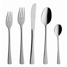 Karina 5 Piece Dinner Flatware Set
