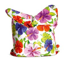 Fashion Bag Paradise Flower Bean Bag Lounger