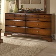 Newport 8 Drawer Dresser