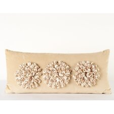 Stratford Velvet Aster Cotton Pillow