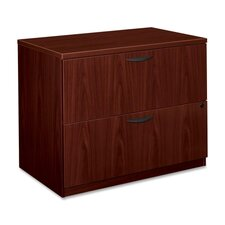 BL Laminate Two-Drawer Lateral File