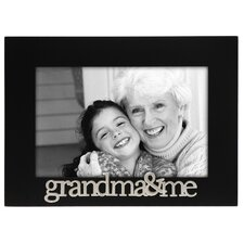 Expressions Grandma and Me Picture Frame