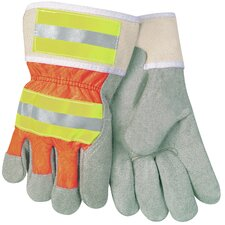 Large Hi-Viz Palm Workglove