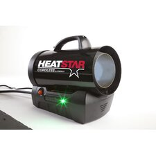 Portable Cordless Utility Propane Space Heater