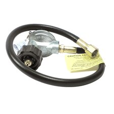 "22"" Replacement Propane BBQ Hose and Regulator Assembly"