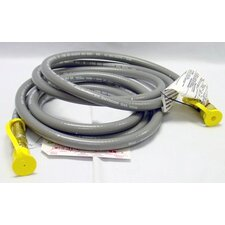 "144"" Natural Gas Patio Hose Assembly"