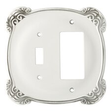 Arboresque Single Switch/Decorator Wall Plate