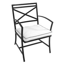 Maddux Dining Arm Chair with Cushion