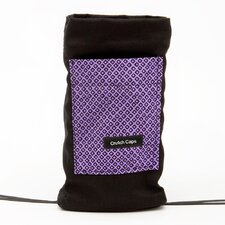 Dots and Squares Crutch Bag