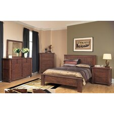 Fergus County Panel Bedroom Collection