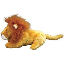 Linus Safari Lion Dog Toy