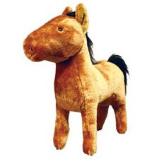 Haydin Farm Horse Dog Toy