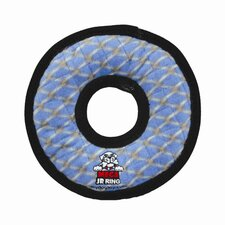 Mega Ring Dog Toy - Chain Link Print
