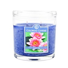 Water Lily Jar Candle