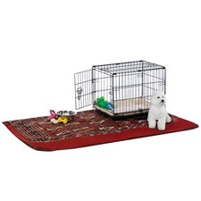 Home On-The-Go Dog Crate in Black