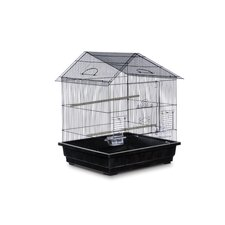 Offset Roof Cockatiel Cage