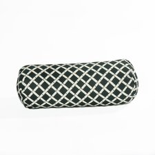 Bamboo Bolster Outdoor Pillow