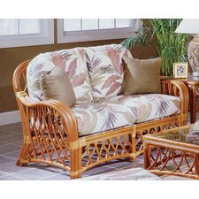 Antigua Loveseat with Cushions
